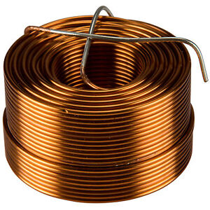 Jantzen 1899 1 2mh 15 Awg Air Core Inductor