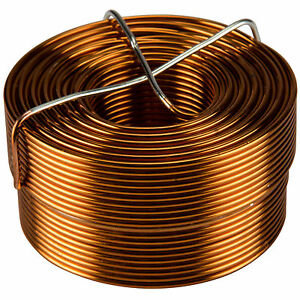 Jantzen 1469 1 5mh 15 Awg Air Core Inductor