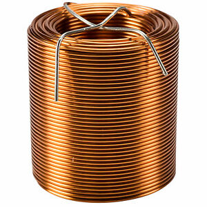 Jantzen 1495 2 2mh 15 Awg Air Core Inductor