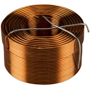 Jantzen 1975 3 5mh 18 Awg Air Core Inductor