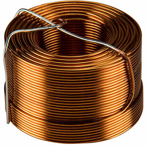 Jantzen 1063 2 0mh 18 Awg Air Core Inductor