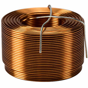 Jantzen 1307 2 7mh 18 Awg Air Core Inductor
