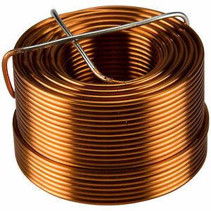 Jantzen 1857 0 75mh 15 Awg Air Core Inductor