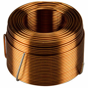 Jantzen 1131 1 8mh 18 Awg Air Core Inductor