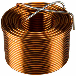 Jantzen 1036 0 55mh 15 Awg Air Core Inductor