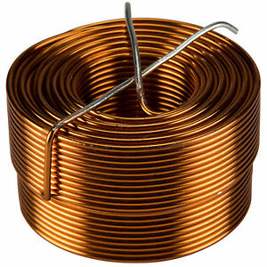 Jantzen 1898 1 0mh 15 Awg Air Core Inductor