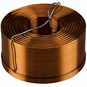 Jantzen 1959 7 0mh 18 Awg Air Core Inductor