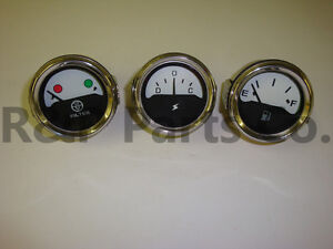 Air Cleaner Amp Fuel Gauge Set Compatible With Ih 766 966 1066 1466 1468 4386