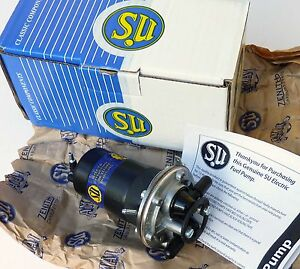 Su genuine Burlen 12v Fuel Pump For Mini Austin Healey Sprite Midget Auf214