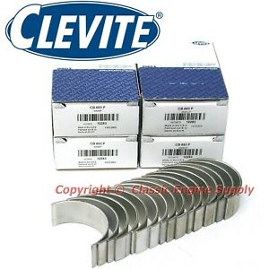 Clevite 010 Undersize Rod Bearing Set Large Journal Sb Chevy And Gm Ls Engines