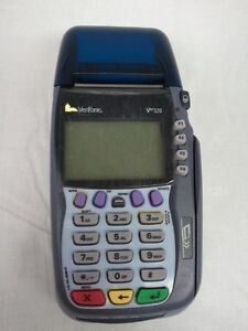 Lot Of 10 Verifone Vx570 Dual Comm Terminal as Is No Warranty