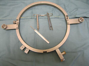 Omi Budde Halo Brain Retractor For Mayfield Skull Clamp