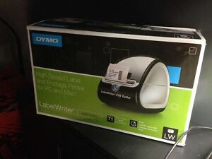 Brand New Dymo Labelwriter 450 High speed Turbo Label Thermal Printer