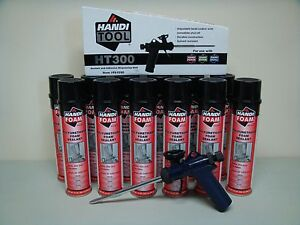 Fomo Handi Foam Sealant Case Of 12 Ht300 Gun It s Great Stuff