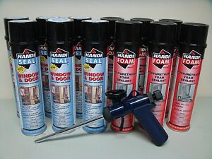 Fomo Handi Foam 6 Gap Fill 6 Window Door Ht300 Gun It s Great Stuff