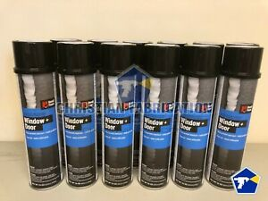 Fomo Handi Foam Sealant Case Of 12 Window Door It s Great Stuff