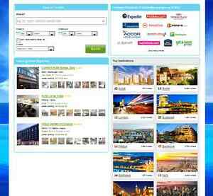 Established Profitable Travel Booking Turnkey Website Business Fully Automated