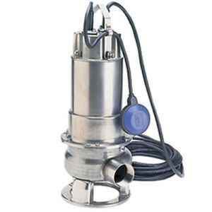 Honda Wsp100aa 150 Gpm 2 Submersible Trash Pump W Float Switch