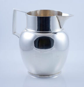 Tiffany Co Sterling Silver 3 Pint Pitcher