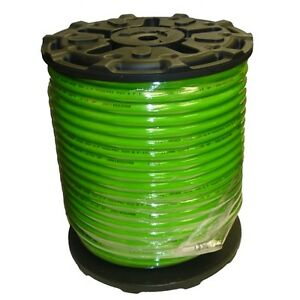 1 2 X 300 Sewer Jetter Hose 4 000 Psi Green solxswv