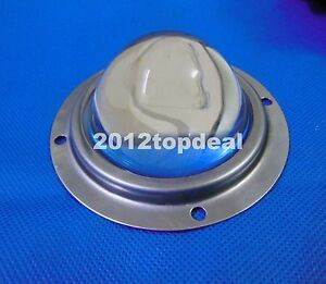 66 Mm Concave Lens Silicone Ring Pressure Ring Suitable For 20 120w Led Chip