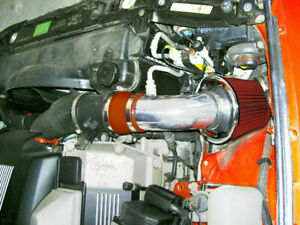 Short Ram Cold Air Intake Kit Red For 00 06 Bmw X5 E53 All Models Full Set