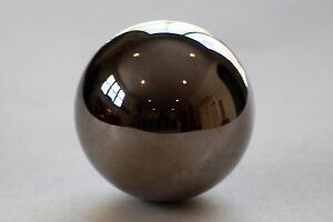 One 2 1 2 Inch 420 Stainless Steel Ball Bearing