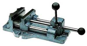 4 Drill Press Vise 1 5 16 D 4 11 16 Open Wilton 13401