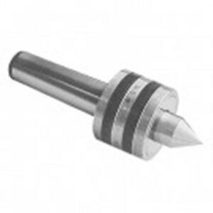 Precision Live Center 4 Morse Taper