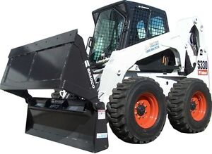 Skid Steer 4 In 1 Bucket Bradco Hd 4 in 1 Bucket 78 Smooth Edge