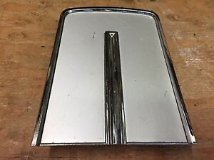 1964 Chevrolet Impala Ss Forward Console Door Lid Used Gm Oem