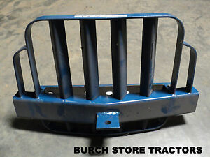 New Front Bumper For Ford Tractor 1000 Series Usa Made