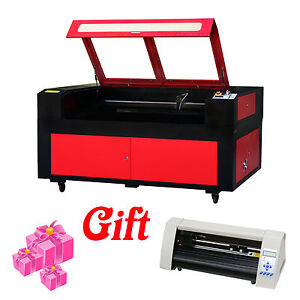 Promotion 100w C02 Usb Laser Cutter Engraver Chiller 1400 X 900 Mm