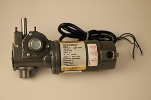 Conveyor Pizza Gear Drive Motor For Middleby Marshall Oven Ps224 27384 0011