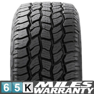 New 265 70r16 Cooper Discoverer At3 Owl All Traction Tire 265 70 16 Set Of 2
