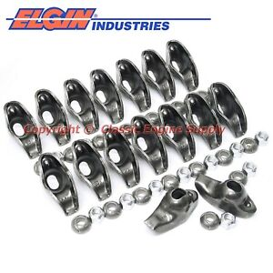 New Rocker Arm Set 1966 1990 Chevy Bb 454 427 402 396 366