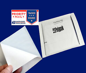 200 6x4 1 2 Clear Packing List Box Slips Envelopes Pouch Large Transparent