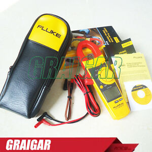 New Fluke 902 Digital True Rms Hvac Clamp Meter F902