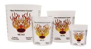 Paint Mixing Cups Pint Box Of 100