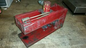 Enerpac Rc104 Hydraulic Press Cylinder 10 Ton X4 Cable Hose Crimper