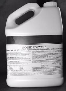 Liquid Enzyme Septic System Digester 1 Gallon 2 Year Supply Patriot Chemical