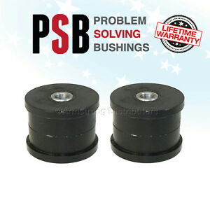 2x Bmw E36 46 3 Series Rear Trailing Arm Poly Bushing Kit 92 05 Psb 605