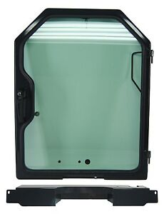 Bobcat F c Series Front Door Kit 751 753 763 7753 Skid Steer Glass Window