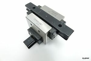 Scr15 Used Thk Cross Linear Bearing Shs15 Lm Guide Orthogonal X y Motion Stage