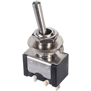 Spdt Mini Toggle Switch