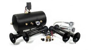 Hornblasters Conductor s Special Model 540 Train Horn Kit