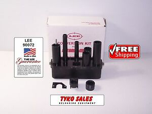 LEE 90072 * LEE LOAD-ALL II SHOT SHELL PRESS CONVERSION KIT TO 20 GAUGE * 90072