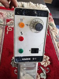 Haake D1 Thermal Immersion Circulator Head