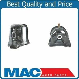 Fits 1997 2001 Honda Prelude 2 2l Front And Rear Engine Motor Mounts