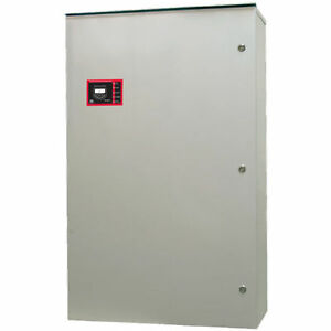 Milbank Vigilant Series 400 amp Outdoor Automatic Transfer Switch 120 208v